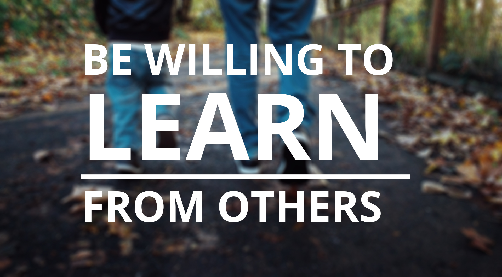 Learn-from-others