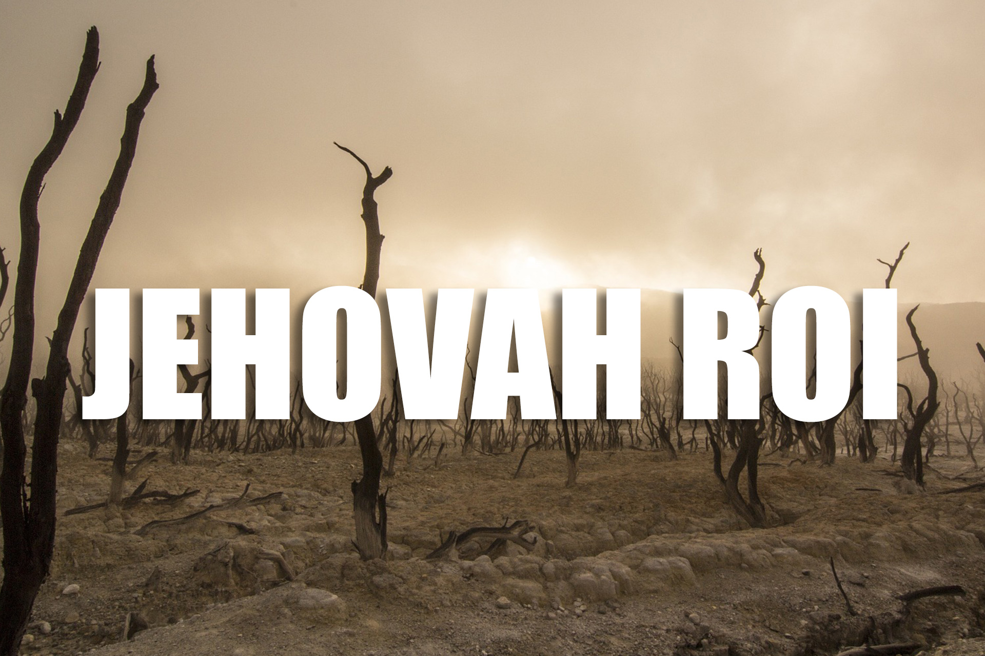 Jehovah-Roi