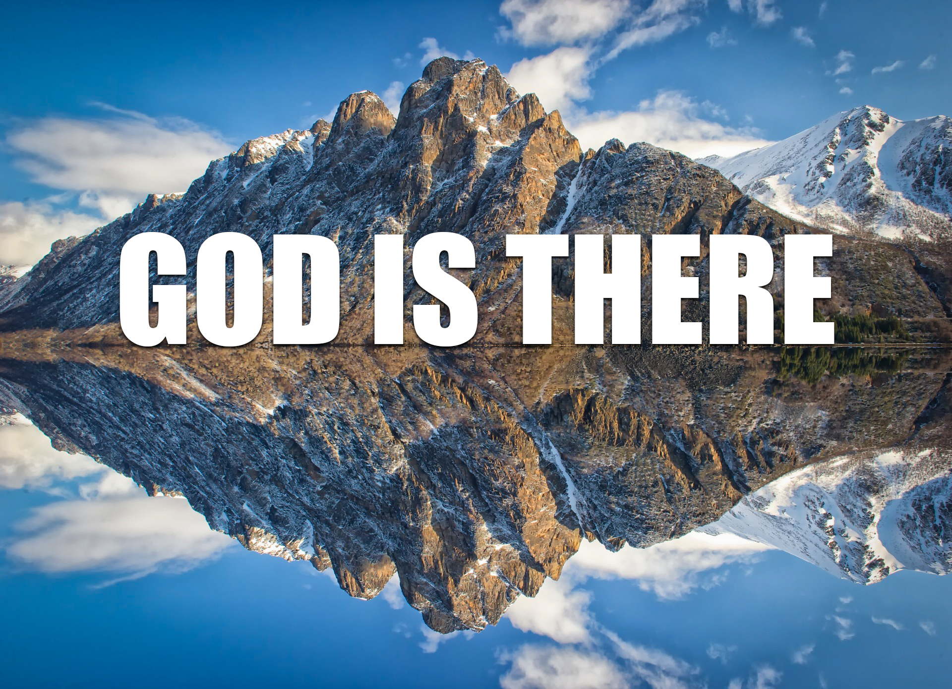 God-is-there
