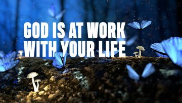 God-is-at-work