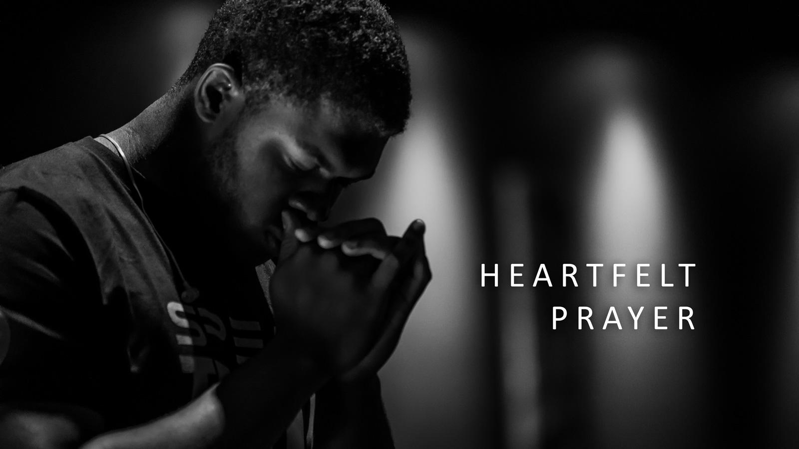 Heartfelt-Prayer