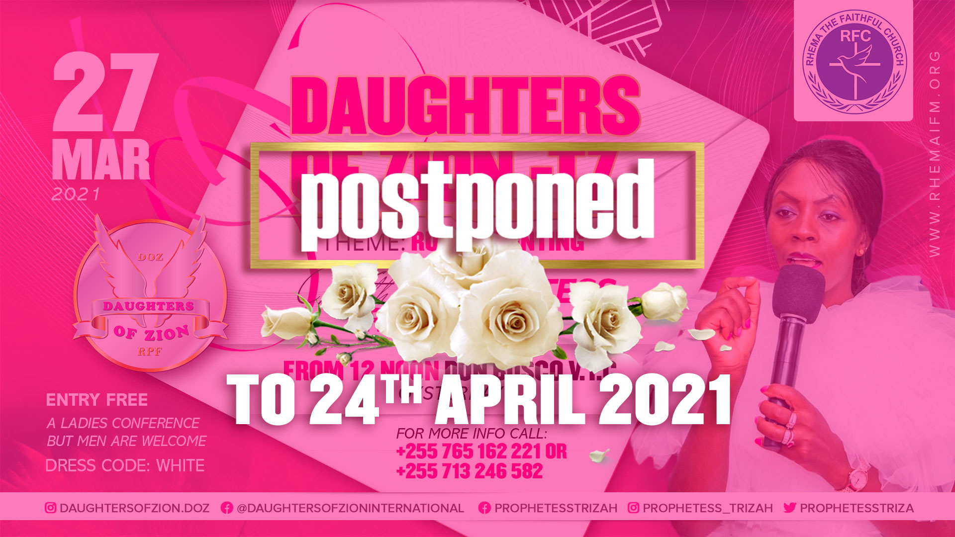DOZ-March2021postponed
